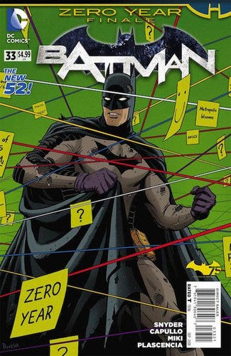 Batman (2011) #33 (1:25 Variant)