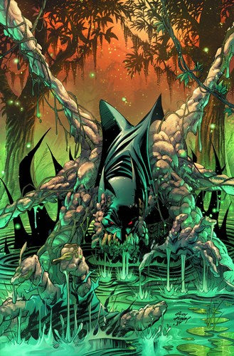 Batman (2011) #45 (Monsters Variant)