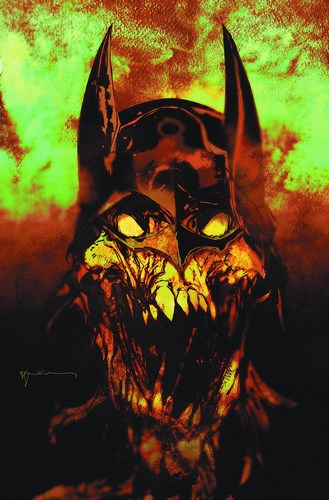 Detective Comics (2011) #45 (Monsters Variant)