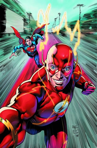 Flash (2011) #34 (DCU Selfie Variant)
