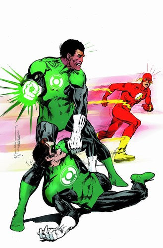 Green Lantern Corps (2011) #38 (Flash 75 Variant)