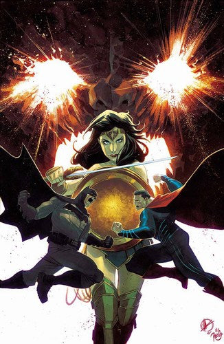 Justice League (2011) #49 (Scalero Variant)
