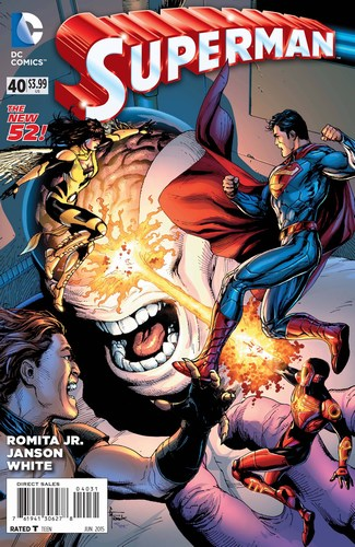 Superman (2011) #40 (1:50 Variant)
