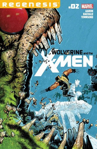 Wolverine and the X-Men (2011) #2