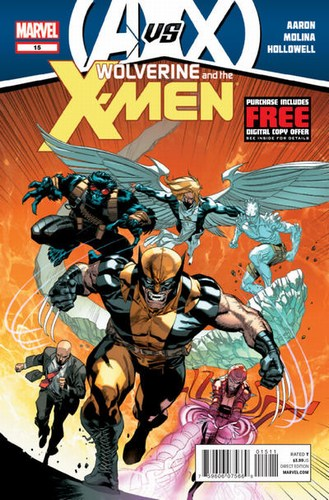 Wolverine and the X-Men (2011) #15