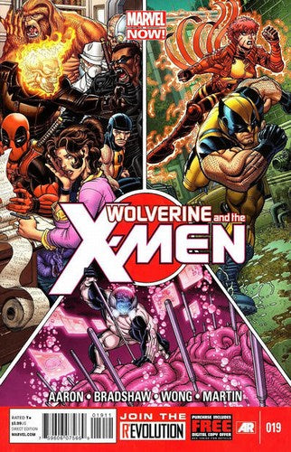Wolverine and the X-Men (2011) #19