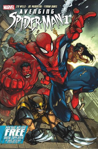 Avenging Spider-Man (2011) #1