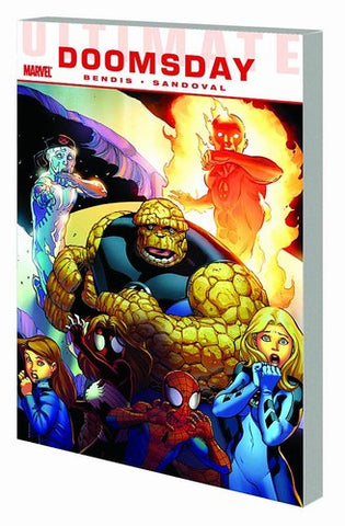 Ultimate Comics: Doomsday TP