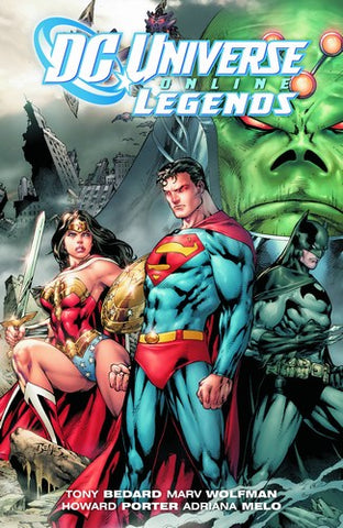 DCU Online Legends Volume 1 TP