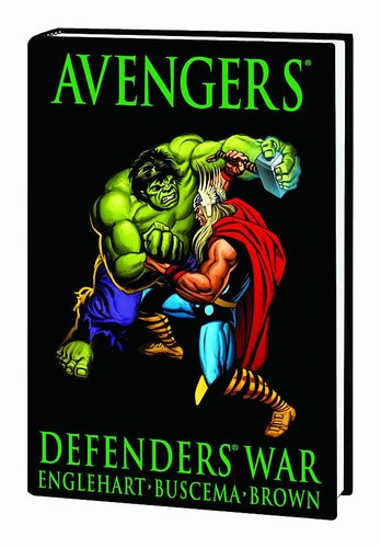 Avengers Defenders War TP (New Printing)