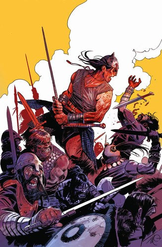 Conan the Barbarian (2012) #13
