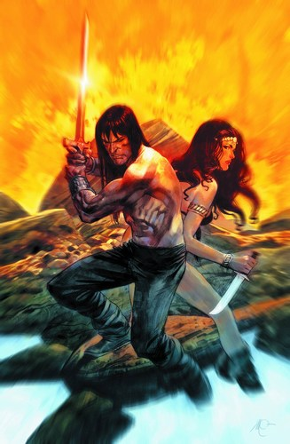Conan the Barbarian (2012) #18