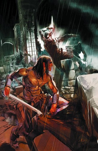 Conan the Barbarian (2012) #19