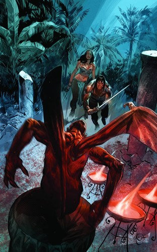 Conan the Barbarian (2012) #22