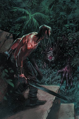 Conan the Barbarian (2012) #24