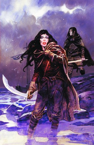 Conan the Barbarian (2012) #7