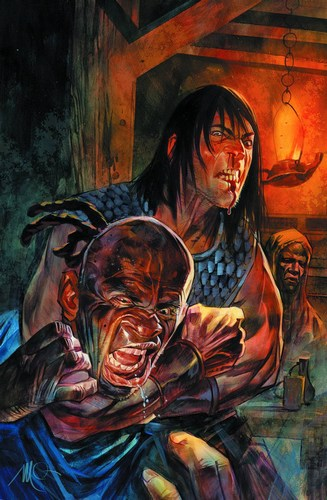 Conan the Barbarian (2012) #11