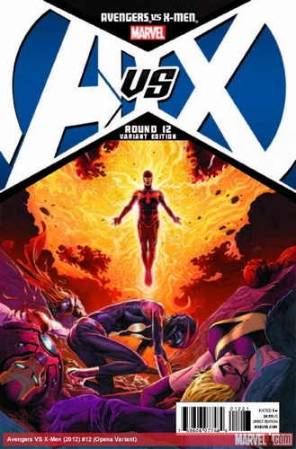 Avengers Vs. X-Men (2012) #12 (1:100 Opena Variant)