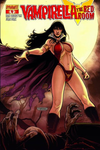 Vampirella Red Room (2012) #4 (Neves Cover)