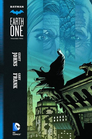 Batman Earth One HC Volume 2