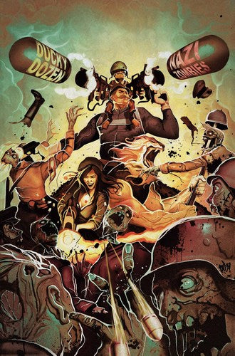 Marvel Zombies Destroy (2012) #1