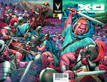 X-O Manowar (2012) #1 (2nd Print Wrap Cover)