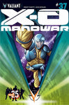 X-O Manowar (2012) #37 (Cover B 25Th Annv Sandoval)