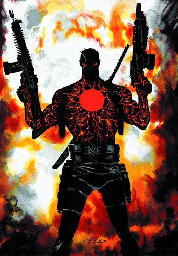 Bloodshot (2012) #0 (Regular Bullock Cover)