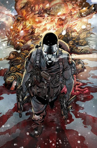 Bloodshot (2012) #24 (Regular Cover Sandoval)