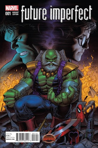 Future Imperfect (2015) #1 (Keown Variant)
