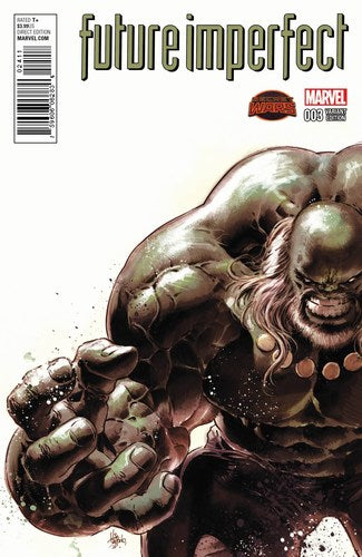Future Imperfect (2015) #3 (1:25 Garney Variant)