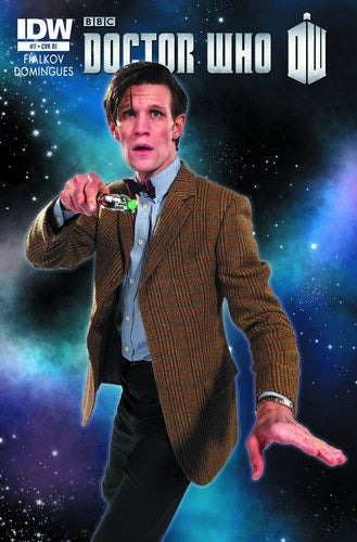 Doctor Who Volume 3 (2012) #7 (1:10 Variant)