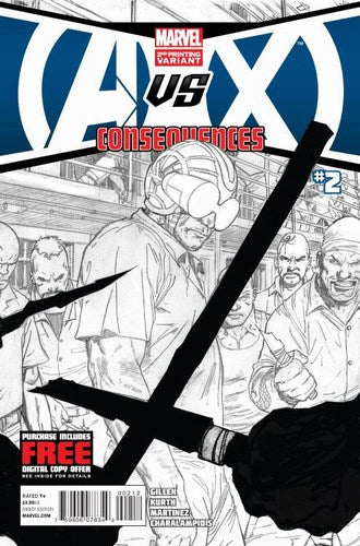 AVX Consequences (2012) #2 (2nd Printircher Variant)