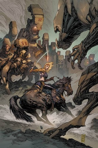 Cyber Force (2012) #11 (Cover A Silvestri)