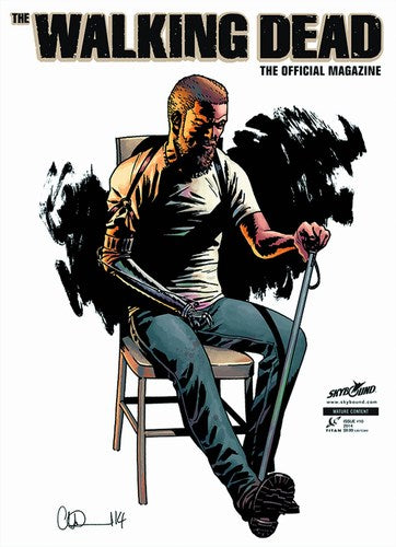 Walking Dead Magazine (2012) #10 (PX Edition)