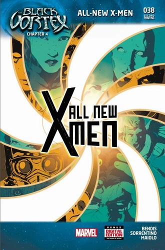 All New X-Men (2012) #38 (Sorrentino 2nd Print Variant)