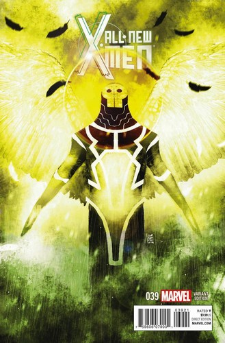 All New X-Men (2012) #39 (1:20 Sorrentino Cosmic Character Variant)