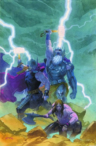 Thor God of Thunder (2012) #9
