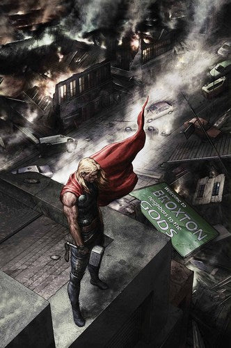 Thor God of Thunder (2012) #24