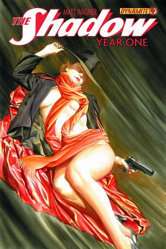 Shadow Year One (2013) #4 (Cover B Ross)