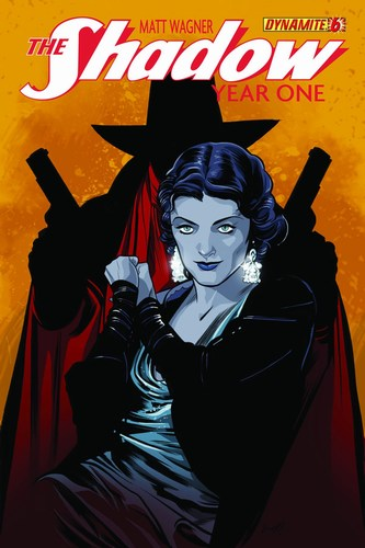 Shadow Year One (2013) #6 (Subscription Variant)