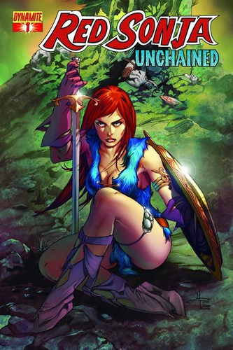 Red Sonja Unchained (2013) #1