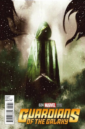 Guardians of the Galaxy (2013) #24 (1:20 Sorrentino Cosmic Character Variant)