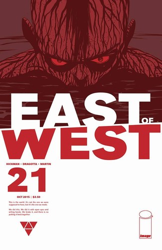 East of West (2013) #21