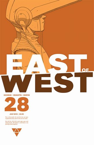 East of West (2013) #28