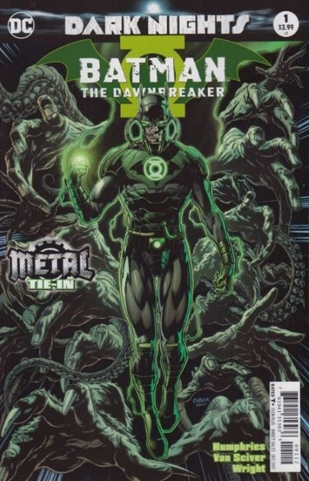 Batman The Dawnbreaker (2017) #1 (2nd Print)