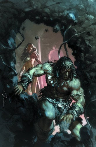 King Conan Hour of the Dragon (2013) #3