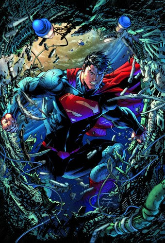 Superman Unchained (2013) #1