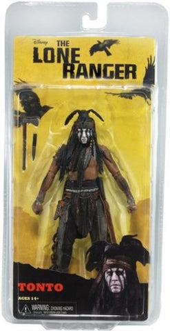 Lone Ranger Movie Tonto Action Figure