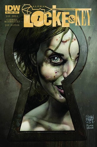 Locke & Key Alpha (2013) #2 (Cover C Fabry)